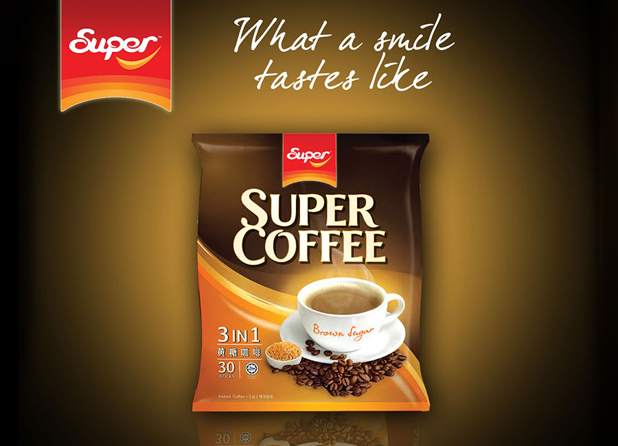 An analysis of super coffee mix